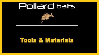 Tools & Materiaal